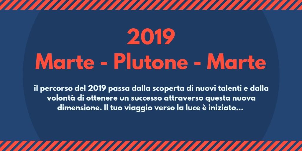 marte plutone 2019