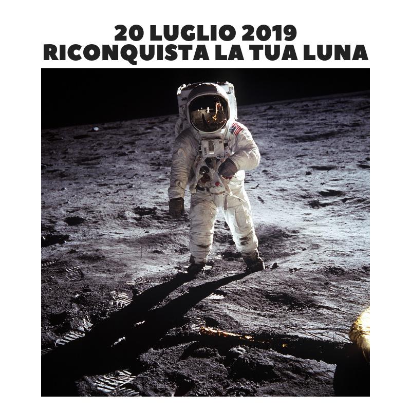 50 anni conquista luna