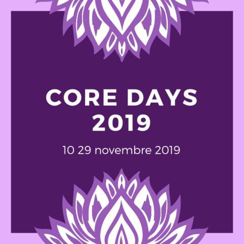 core days 2019