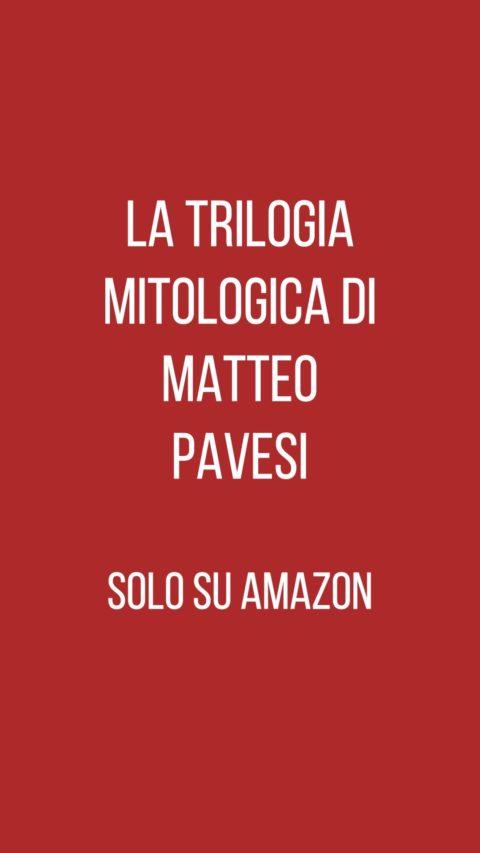 trilogia amazon Matteo Pavesi
