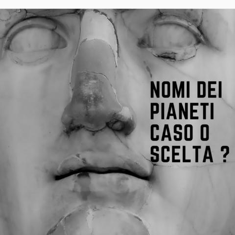 nomi pianeti sistema solare